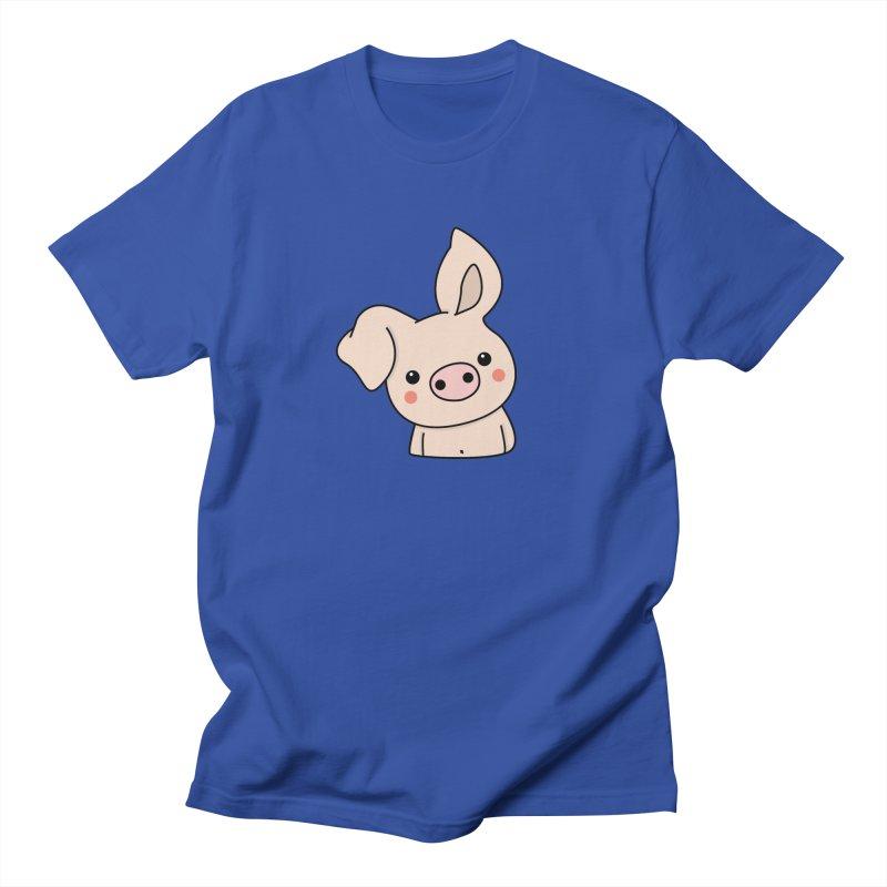 Happy Chinese New Year - Pig Women's Regular Unisex T-Shirt by theladyernestember's Artist Shop