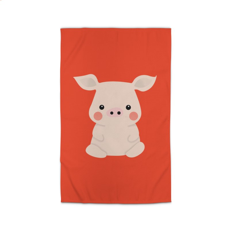 Happy Chinese New Year - Pig Home Rug by theladyernestember's Artist Shop