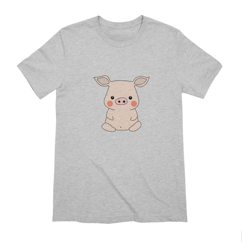 Happy Chinese New Year - Pig Men's Extra Soft T-Shirt by theladyernestember's Artist Shop