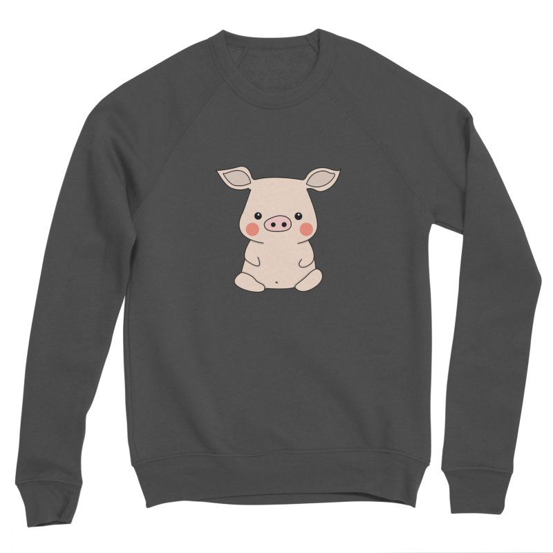 Happy Chinese New Year - Pig Women's Sponge Fleece Sweatshirt by the lady ernest ember's Artist Shop