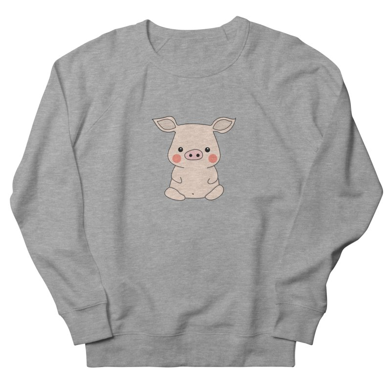 Happy Chinese New Year - Pig Men's French Terry Sweatshirt by theladyernestember's Artist Shop