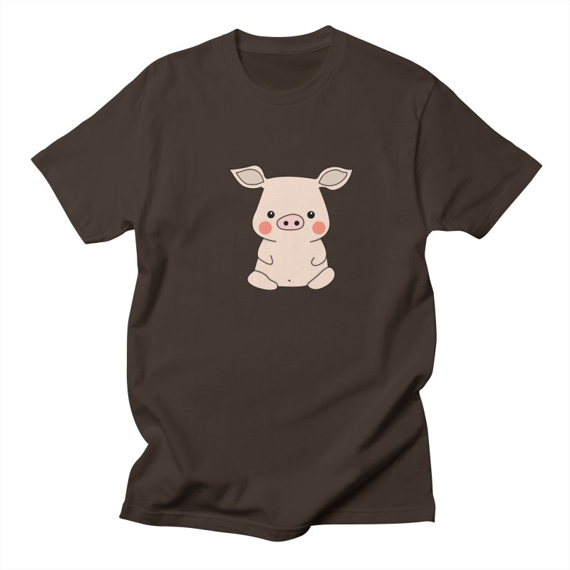 Happy Chinese New Year - Pig Men's Regular T-Shirt by theladyernestember's Artist Shop