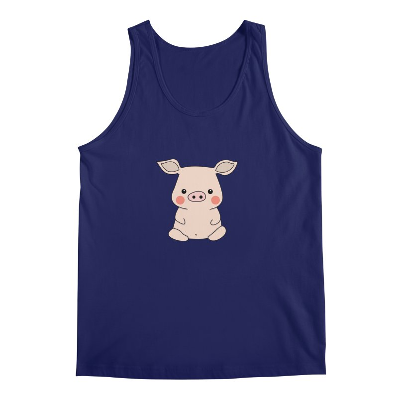Happy Chinese New Year - Pig Men's Regular Tank by the lady ernest ember's Artist Shop