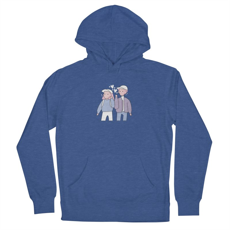 Happy Valentine's Day Men's Pullover Hoody by theladyernestember's Artist Shop