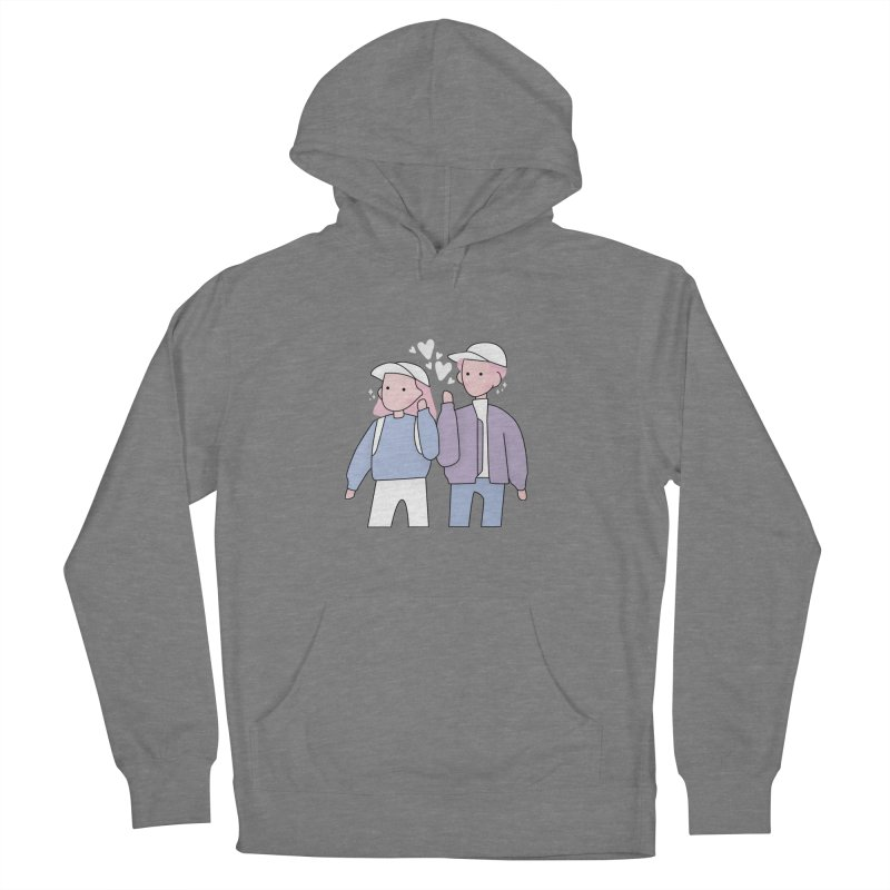 Happy Valentine's Day Women's Pullover Hoody by theladyernestember's Artist Shop