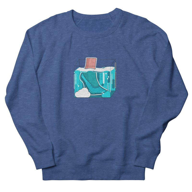 Feet under water Women's Sweatshirt by theladyernestember's Artist Shop