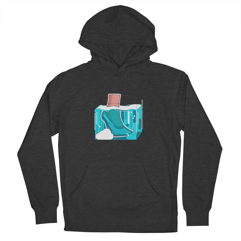 Feet under water Men's Pullover Hoody by theladyernestember's Artist Shop