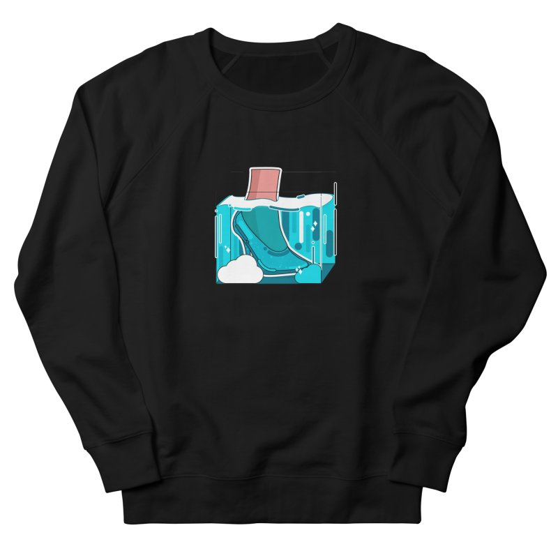 Feet under water Men's Sweatshirt by theladyernestember's Artist Shop