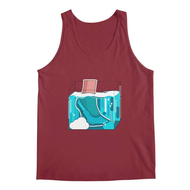 Feet under water Men's Tank by theladyernestember's Artist Shop