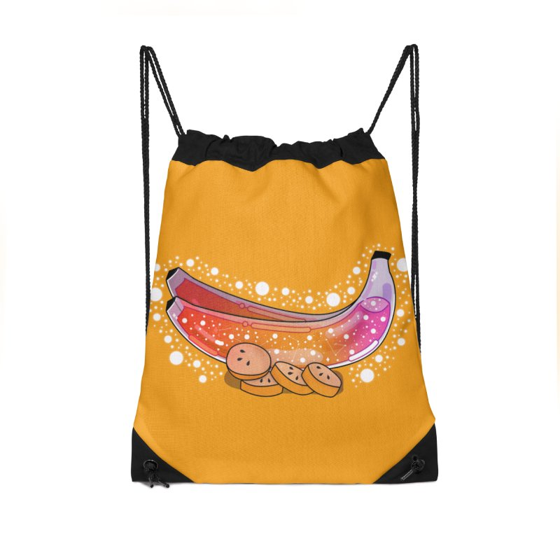 Banana Accessories Bag by theladyernestember's Artist Shop