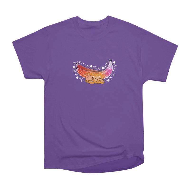 Banana Women's Heavyweight Unisex T-Shirt by the lady ernest ember's Artist Shop