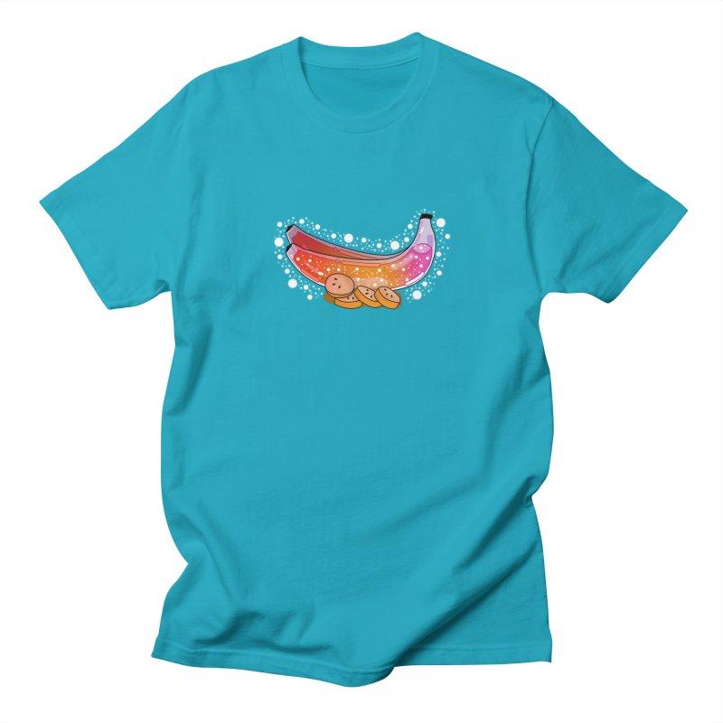 Banana Women's Regular Unisex T-Shirt by theladyernestember's Artist Shop