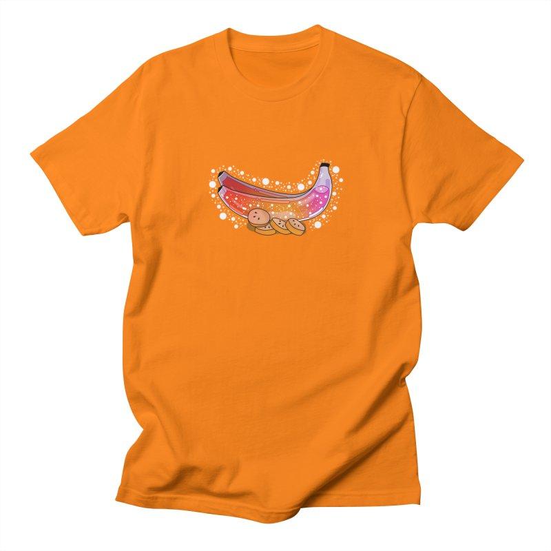 Banana Men's Regular T-Shirt by theladyernestember's Artist Shop