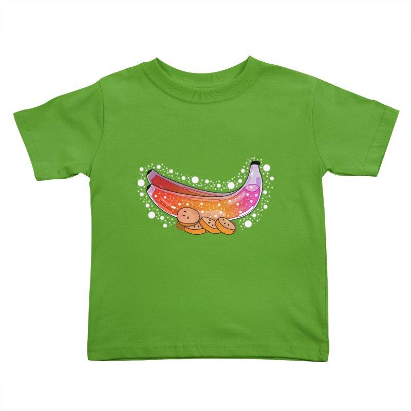 Banana Kids Toddler T-Shirt by theladyernestember's Artist Shop