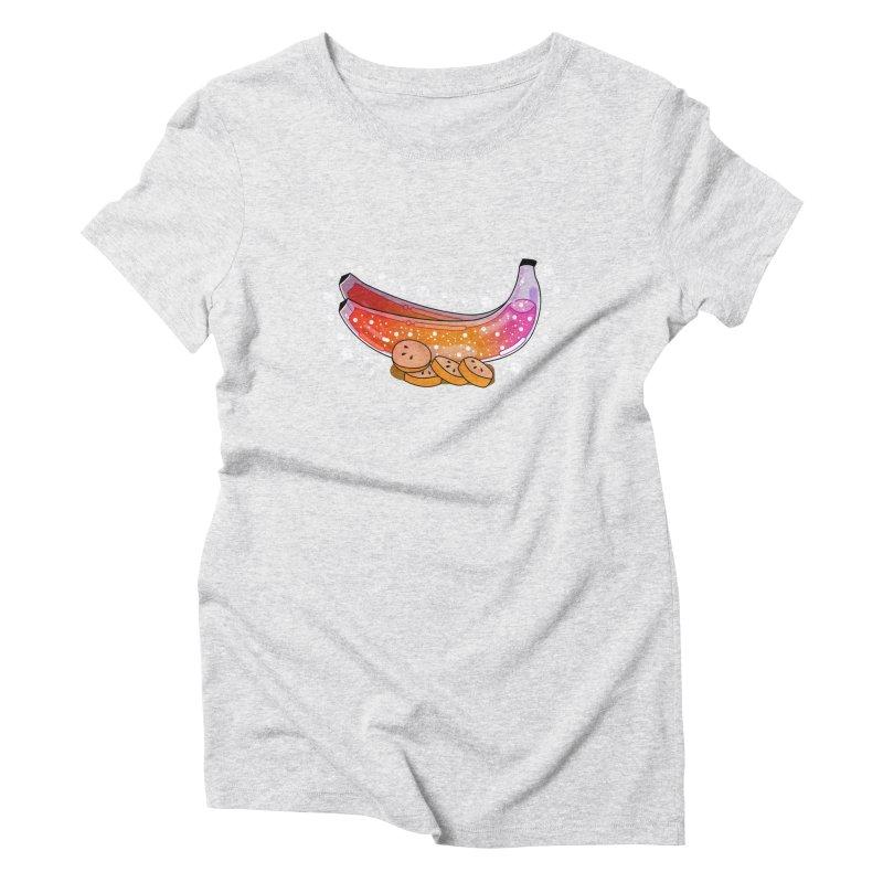 Banana Women's T-Shirt by theladyernestember's Artist Shop