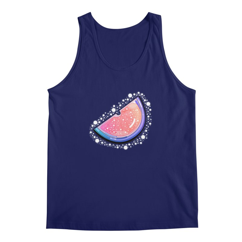 Orange Citrus Men's Regular Tank by the lady ernest ember's Artist Shop