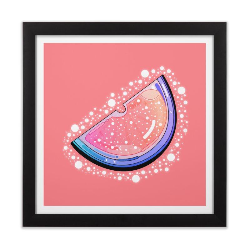 Orange Citrus Home Framed Fine Art Print by the lady ernest ember's Artist Shop