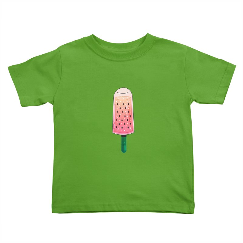 Ice cream Kids Toddler T-Shirt by theladyernestember's Artist Shop