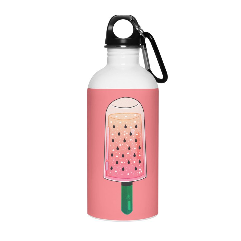 Ice cream Accessories Water Bottle by theladyernestember's Artist Shop