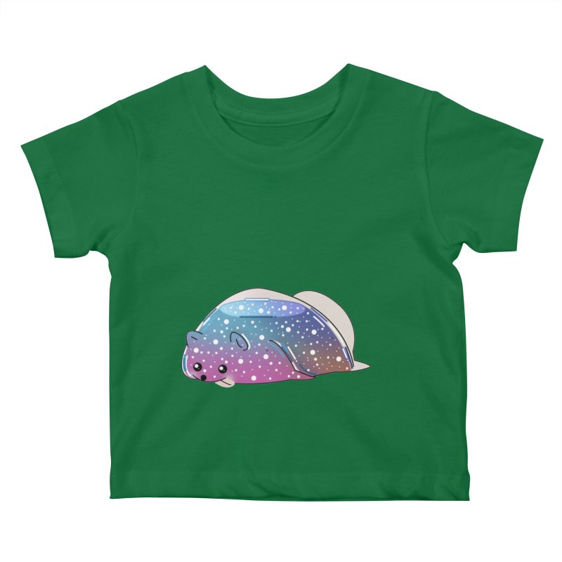 Dog Kids Baby T-Shirt by the lady ernest ember's Artist Shop