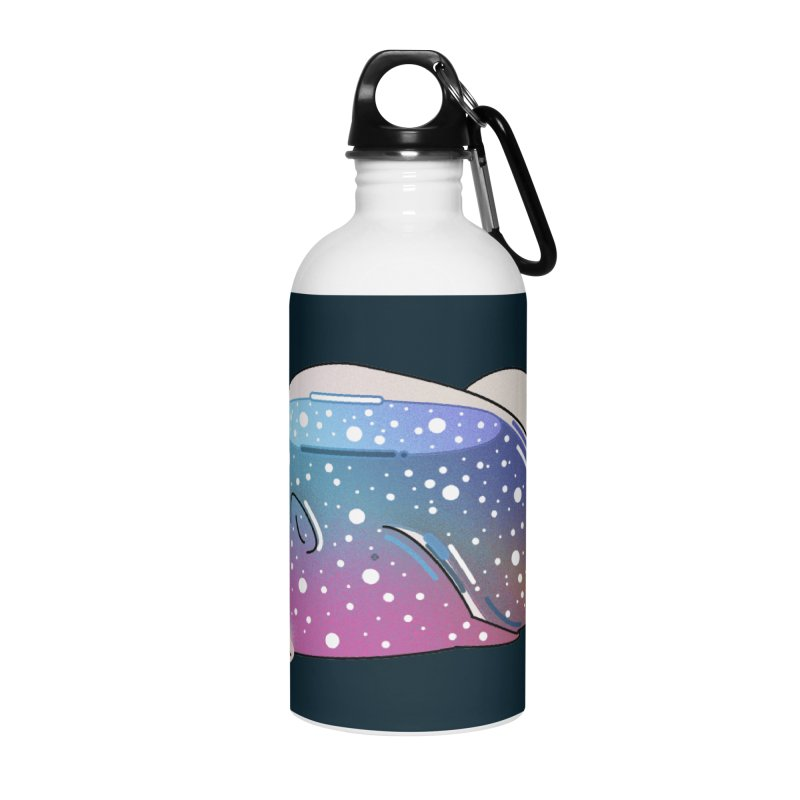 Dog Accessories Water Bottle by the lady ernest ember's Artist Shop