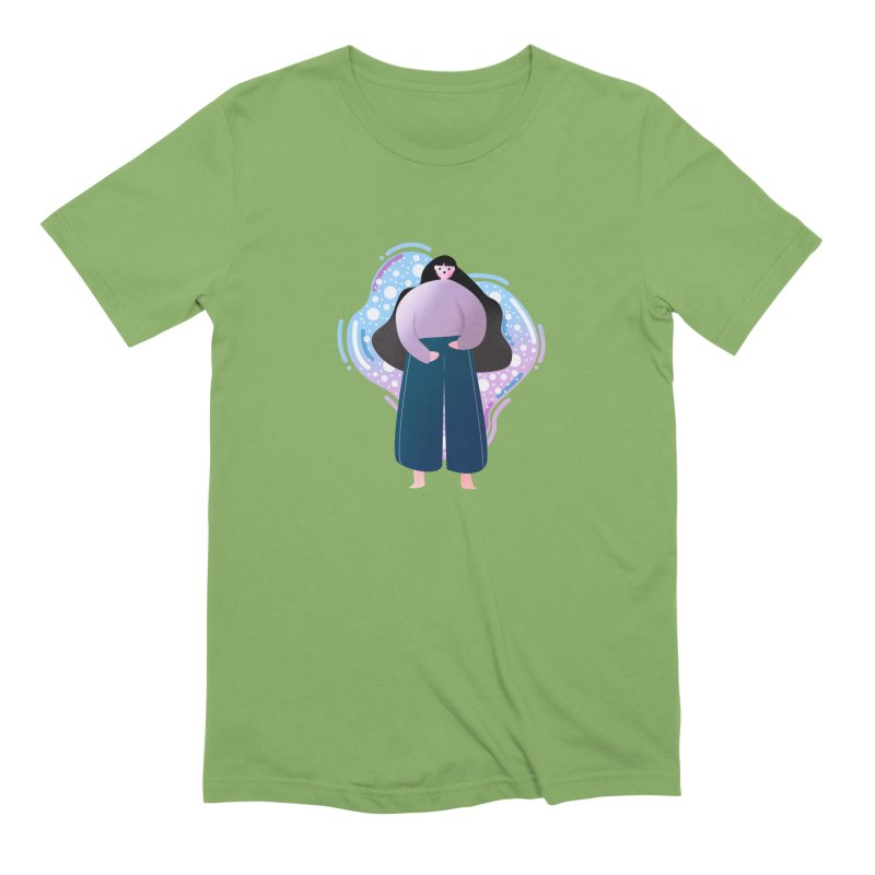 Magic Men's Extra Soft T-Shirt by the lady ernest ember's Artist Shop