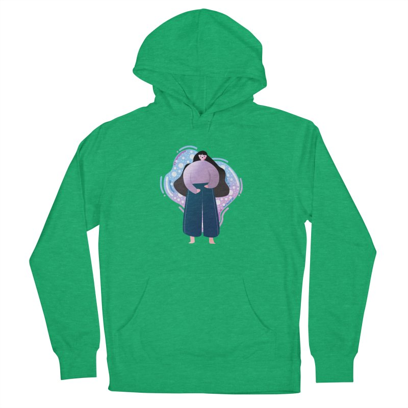 Magic Men's French Terry Pullover Hoody by the lady ernest ember's Artist Shop