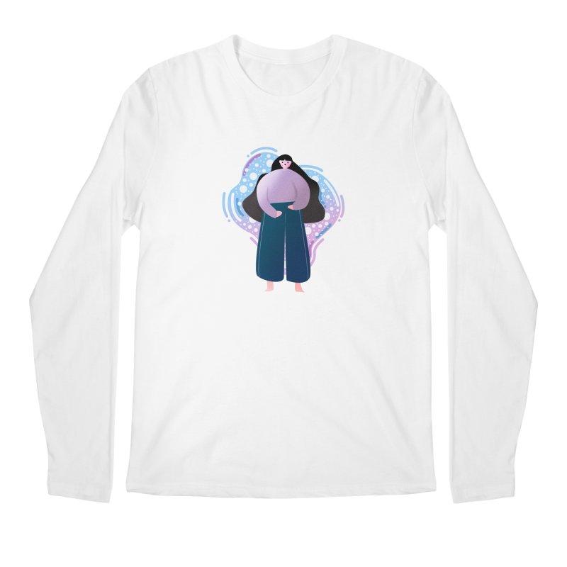 Magic Men's Regular Longsleeve T-Shirt by the lady ernest ember's Artist Shop