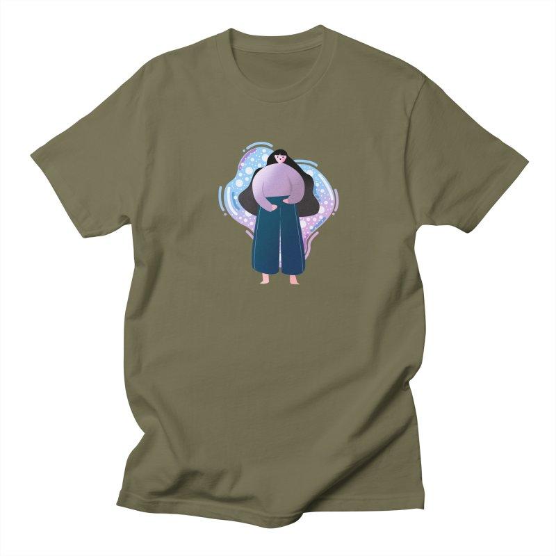 Magic Women's Regular Unisex T-Shirt by the lady ernest ember's Artist Shop