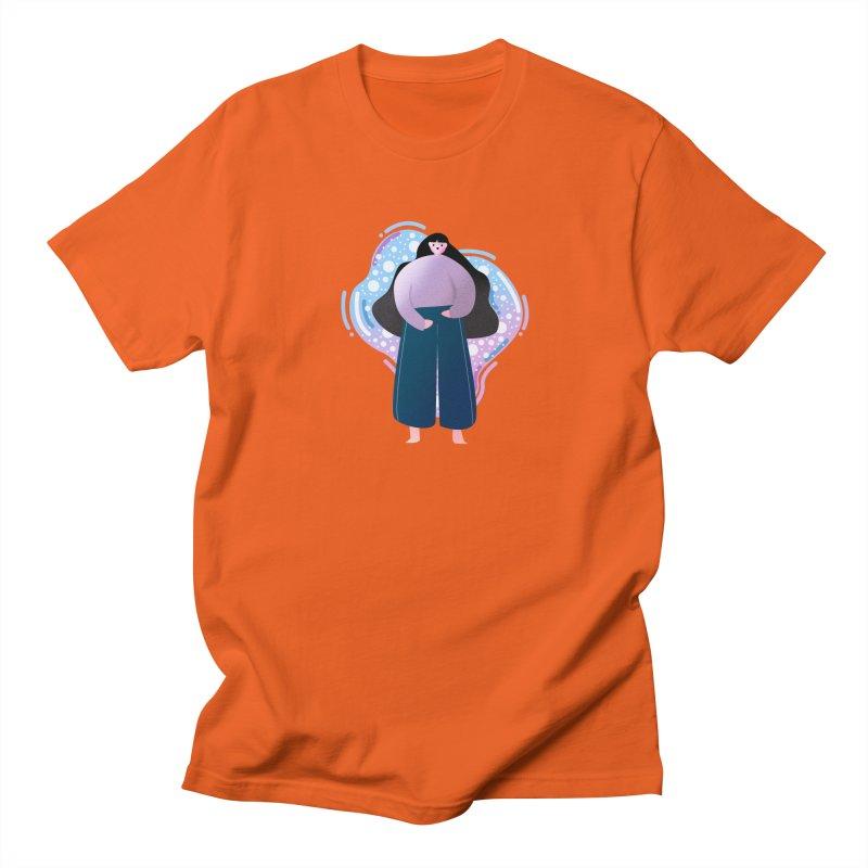 Magic Men's Regular T-Shirt by theladyernestember's Artist Shop