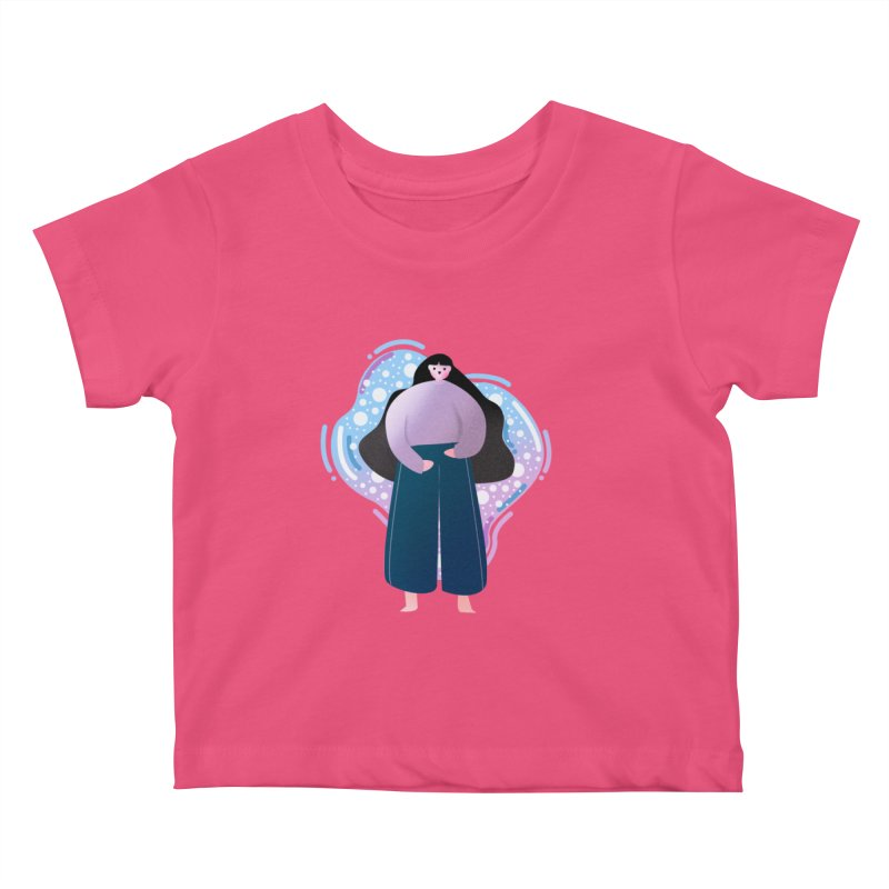 Magic Kids Baby T-Shirt by theladyernestember's Artist Shop