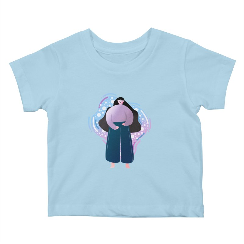 Magic Kids Baby T-Shirt by the lady ernest ember's Artist Shop