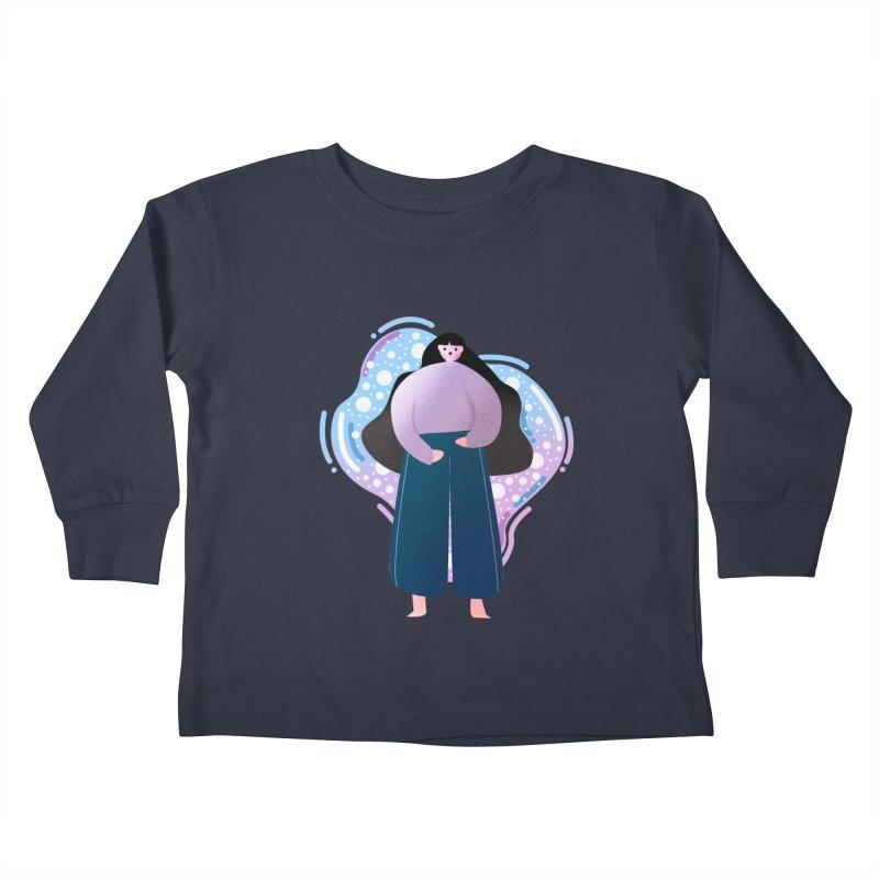 Magic Kids Toddler Longsleeve T-Shirt by the lady ernest ember's Artist Shop