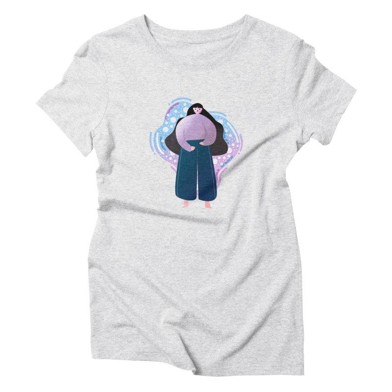 Magic Women's T-Shirt by theladyernestember's Artist Shop