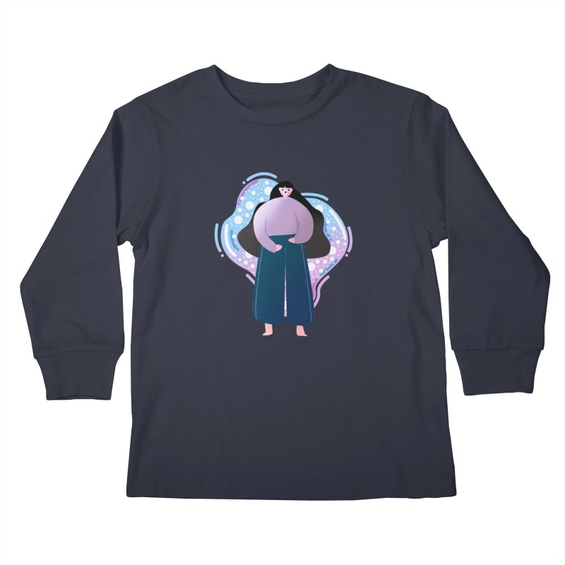Magic Kids Longsleeve T-Shirt by theladyernestember's Artist Shop