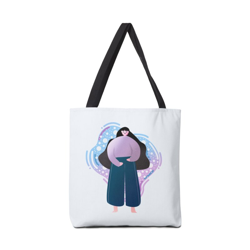 Magic Accessories Tote Bag Bag by the lady ernest ember's Artist Shop