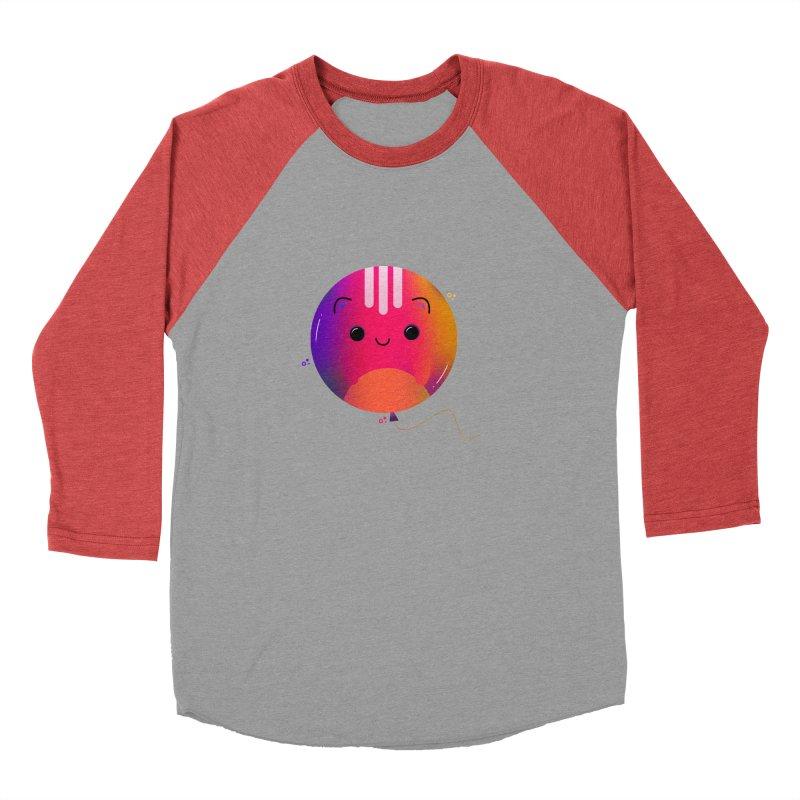 Cat Balloon Men's Longsleeve T-Shirt by theladyernestember's Artist Shop