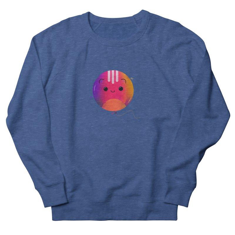 Cat Balloon Women's Sweatshirt by theladyernestember's Artist Shop