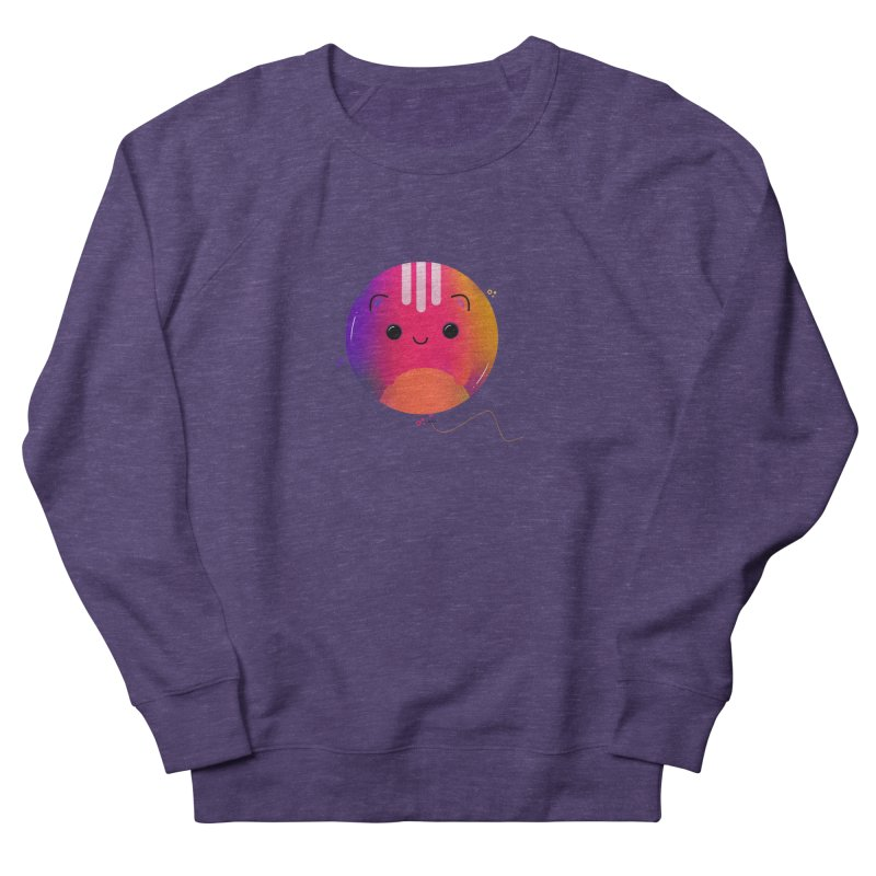 Cat Balloon Women's Sweatshirt by theladyernestember's Artist Shop