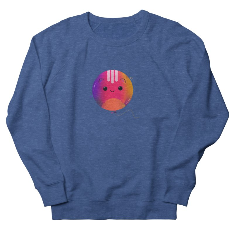 Cat Balloon Men's Sweatshirt by theladyernestember's Artist Shop