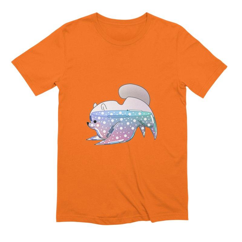 Dog Men's Extra Soft T-Shirt by theladyernestember's Artist Shop