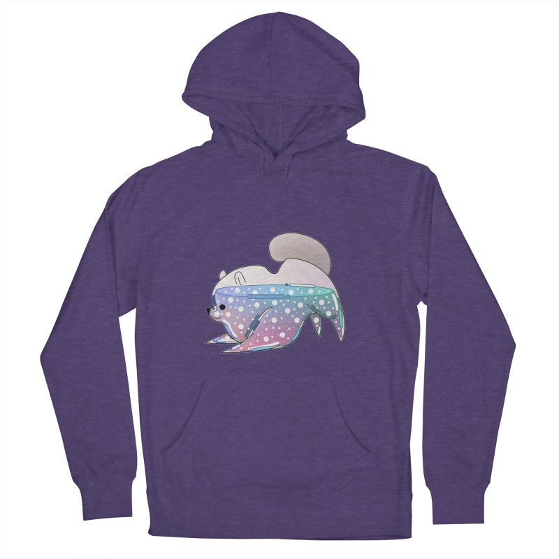 Dog Men's French Terry Pullover Hoody by theladyernestember's Artist Shop