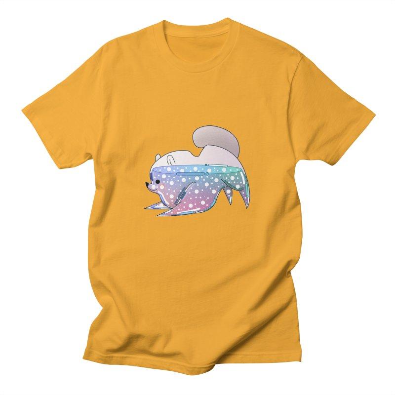 Dog Men's Regular T-Shirt by theladyernestember's Artist Shop