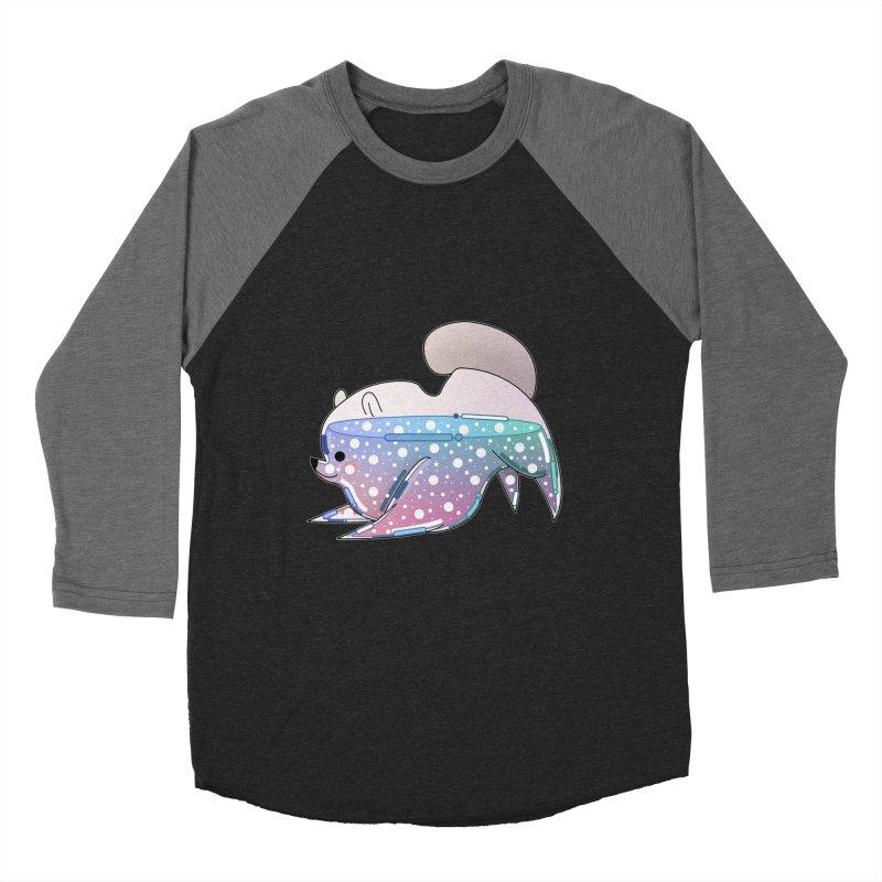 Dog Women's Baseball Triblend Longsleeve T-Shirt by theladyernestember's Artist Shop