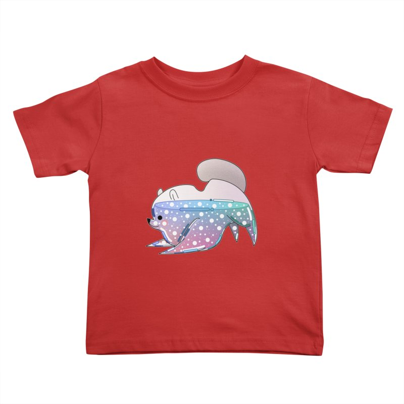 Dog Kids Toddler T-Shirt by the lady ernest ember's Artist Shop