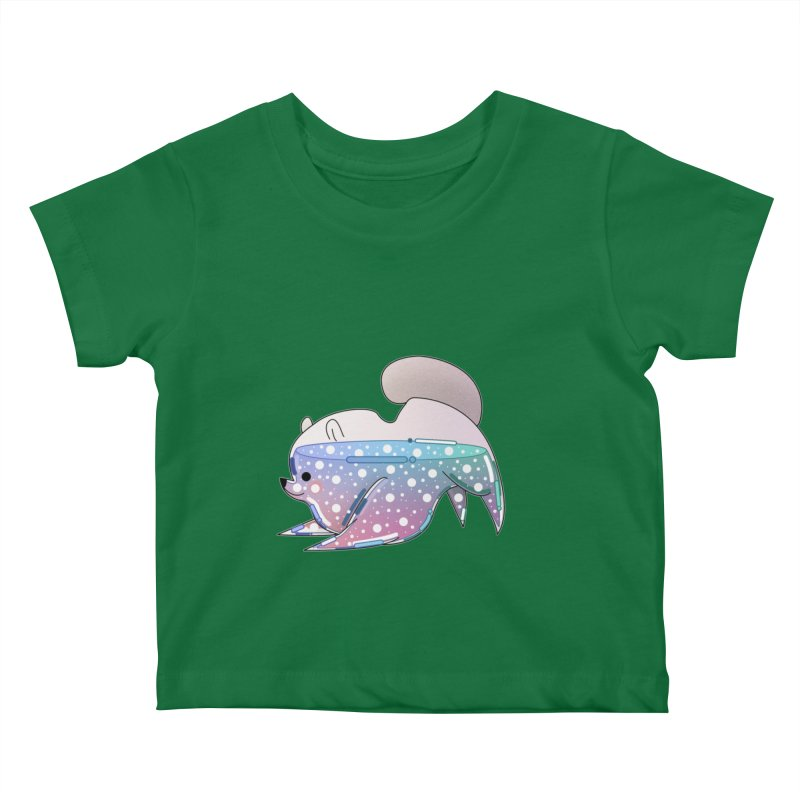 Dog Kids Baby T-Shirt by theladyernestember's Artist Shop