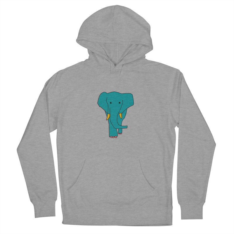 Elephant Women's Pullover Hoody by theladyernestember's Artist Shop