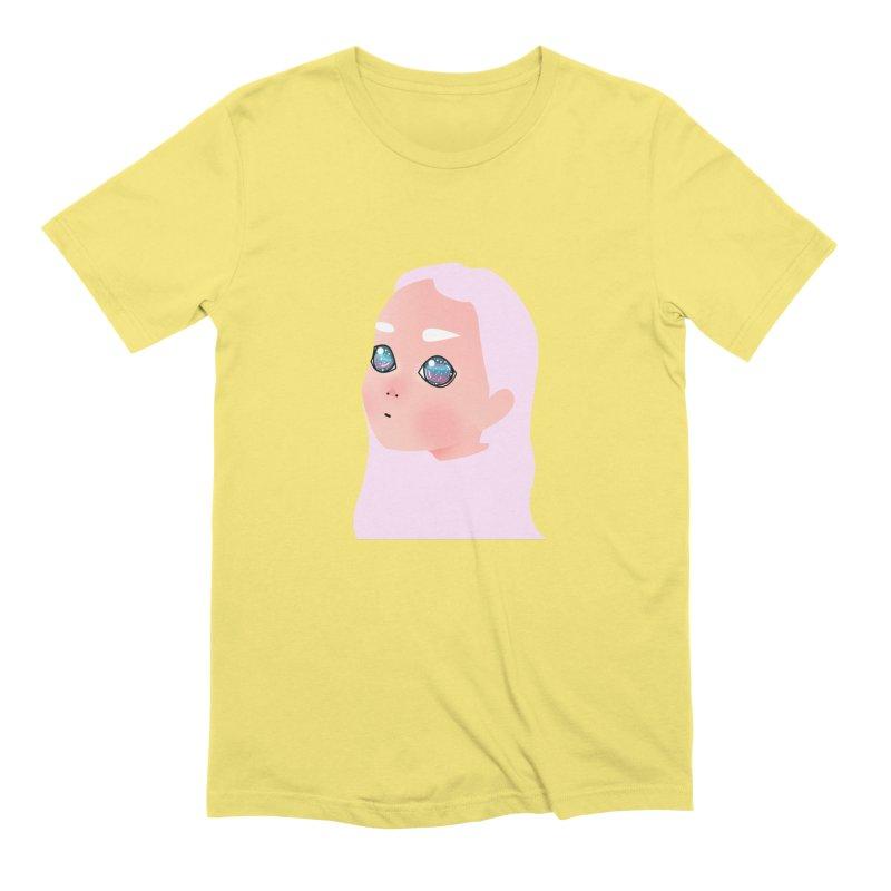 Lady Men's Extra Soft T-Shirt by theladyernestember's Artist Shop