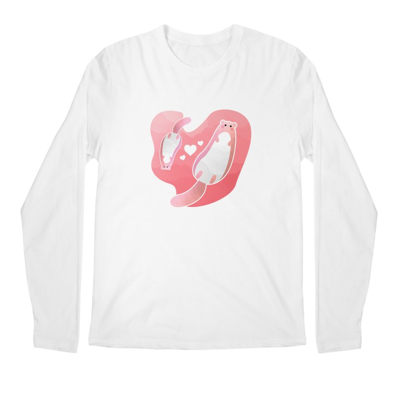 Happy Mother's Day Men's Regular Longsleeve T-Shirt by theladyernestember's Artist Shop