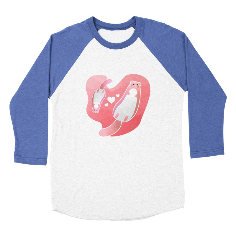 Happy Mother's Day Women's Baseball Triblend Longsleeve T-Shirt by theladyernestember's Artist Shop